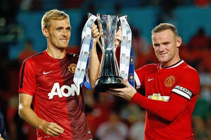«Манчестер Юнайтед» завоевал Международный кубок чемпионов