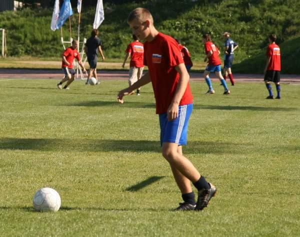 9 августа на стадионе «Спартак» пройдет футбольный турнир среди любительских команд