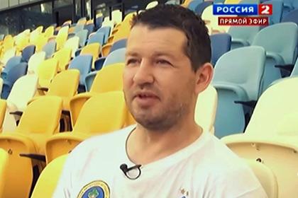 Лучший бомбардир ЧМ-1994 возглавил сельский клуб из Украины