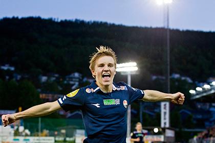 15-летнего «норвежского Месси» вызвали в сборную