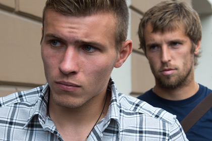 Защитника «Спартака» оштрафовали за поведение в матче с ЦСКА