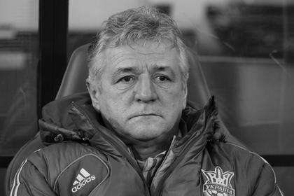 Бывший футболист сборной СССР умер во время матча в Киеве