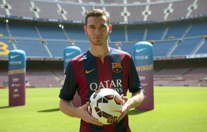 «Барселона» усилила состав капитаном «Арсенала»