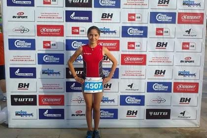 12-летняя девочка собралась пробежать марафоны на всех континентах