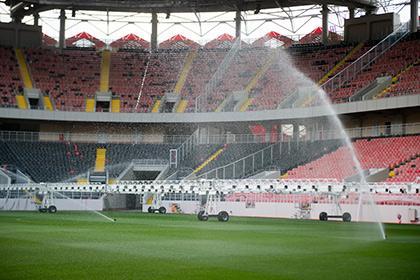 Минспорта сообщил о введении в строй стадиона Спартака 27 августа