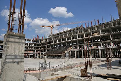 В 2015 году в Москве откроют новый хоккейный дворец