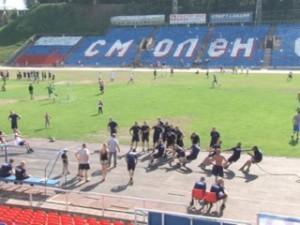 Смоленская область входит в число лидеров по количеству занимающихся спортом