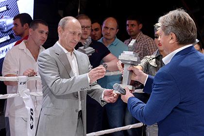 Путин посетит турнир по боевому самбо в Сочи