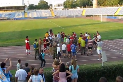 РФС оштрафовал крымские клубы