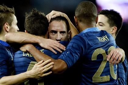 Игрок «Баварии» Рибери решил завершить карьеру в сборной Франции