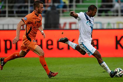 «Зенит» одержал третью победу на старте премьер-лиги