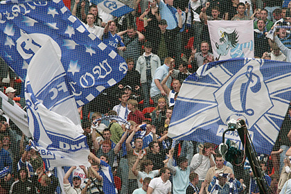 УЕФА наказал московское «Динамо»