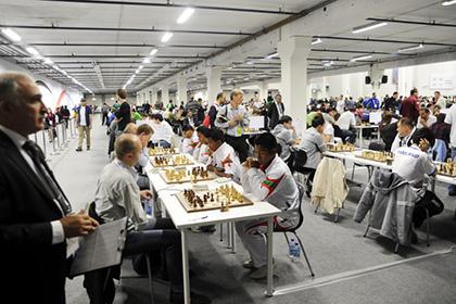 Участник шахматной Олимпиады умер во время игры
