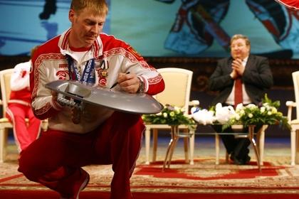 Задержаны подозреваемые в нападении на олимпийского чемпиона Зубкова