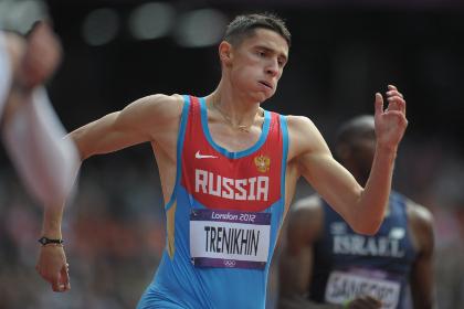 Российские легкоатлеты выиграли серебро ЧЕ в эстафете