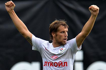 В РФС признали назначение пенальти в матче ЦСКА и «Спартака» ошибочным