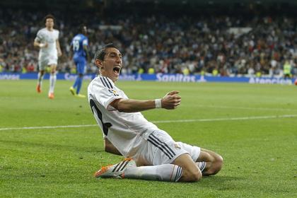 «Реал» получит за Ди Марию от 75 до 90 миллионов евро