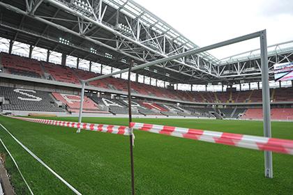 Матч-открытие стадиона «Спартака» в прямом эфире покажет «Первый канал»