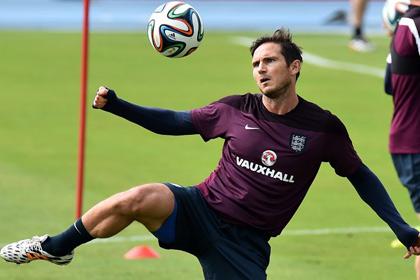 Лэмпард завершил карьеру в сборной Англии