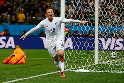 Новым капитаном сборной Англии станет Руни