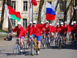 В Смоленске снова стартует российско-белорусский велопробег