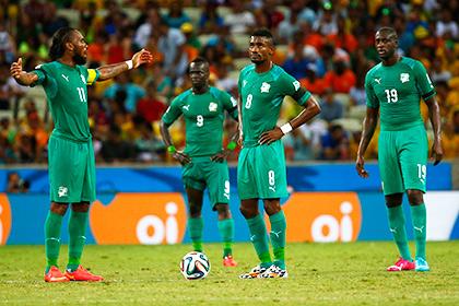 Кот-д'Ивуар передумал отменять футбольный матч со Сьерра-Леоне из-за Эболы