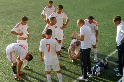 Футбольный клуб «Сочи» оказался на грани исчезновения