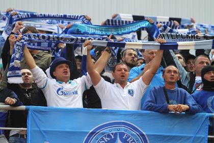 Болельщики «Зенита» бойкотировали выкуп абонементов на фанатский сектор