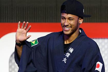 Неймар стал капитаном сборной Бразилии