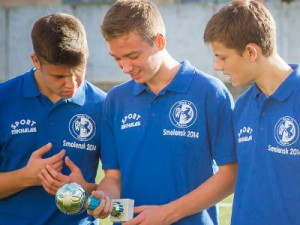 Футбольный турнир памяти Шкадова завершился победой смолян