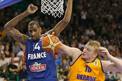Франция проведет Евробаскет-2015 вместо Украины