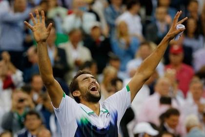 Хорват Марин Чилич впервые победил на US Open
