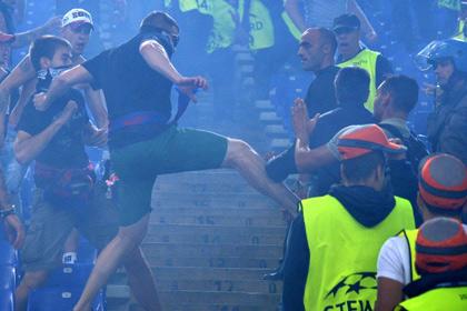 Болельщиков ЦСКА будут судить в Италии за хулиганство