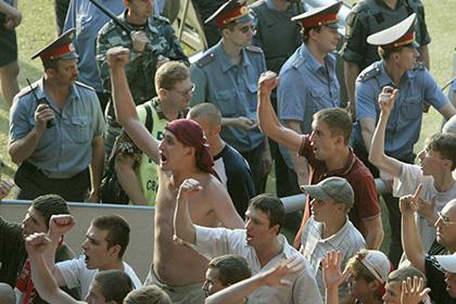Полиция выступила против проведения матча «Торпедо» — «Динамо»