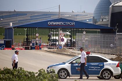 «Олимпстрой» подал исков на 29 миллиардов рублей