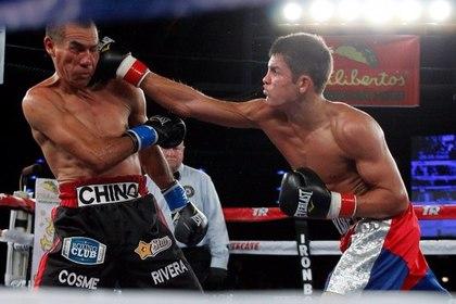 Российский боксер одержал 25 победу подряд