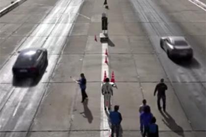 Российский дрэг-рейсер установил рекорд и погиб на трассе в Крыму