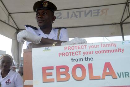 ФИФА разрешила поездки в страны со вспышками вируса Эбола