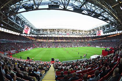 К управляющей стадионом «Спартака» компании подали иск на 17 миллионов рублей