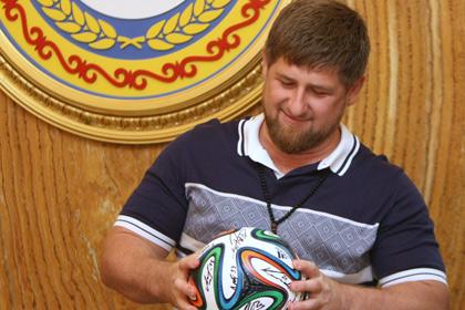 Футболист «Терека» рассказал о зоопарке Кадырова