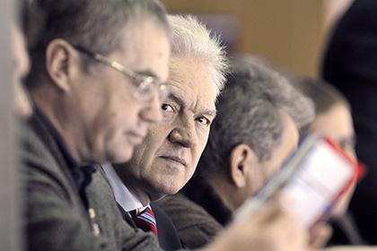 В КХЛ испугались санкций ЕС