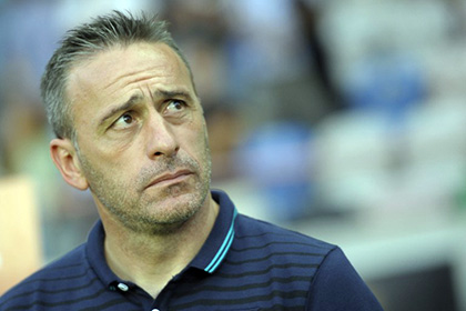 Команда Криштиану Роналду лишилась тренера