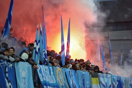 В «Зените» испугались столкновений с болельщиками «Динамо»