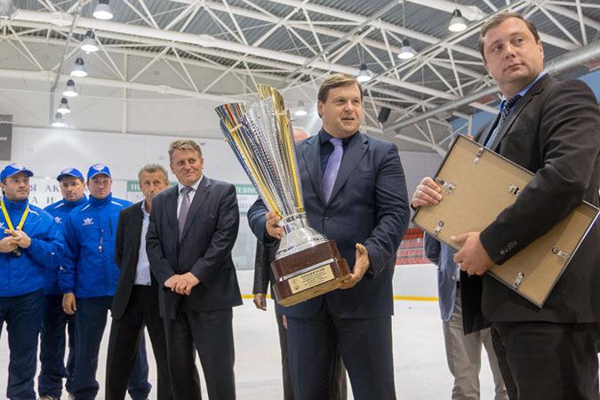 Смоленский «Славутич» остается в РХЛ