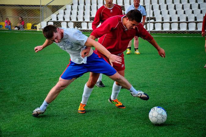 В Смоленске стартуют игры студенческой футбольной лиги