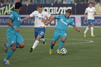 «Зенит» одержал седьмую победу подряд в чемпионате России