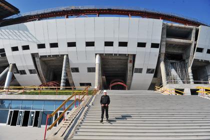 ФАС нашла нарушения в конкурсе на строительство «Зенит-Арены»