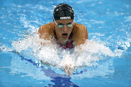 Венгерская пловчиха установила пятый мировой рекорд за неделю