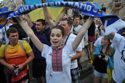 Украинским болельщикам закрыли въезд в Белоруссию
