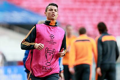 Агент заявил о намерении Роналду завершить карьеру в «Реале»